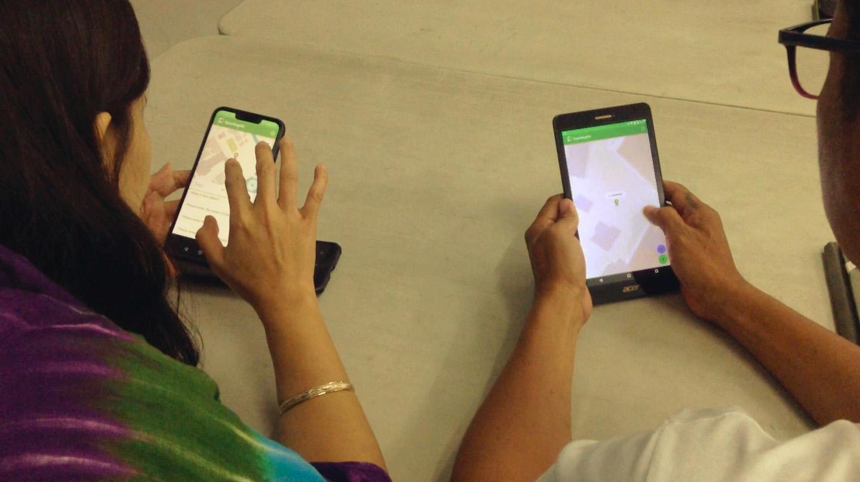 Training LGU Staff from Guagua, Pampanga to use OMK.jpg